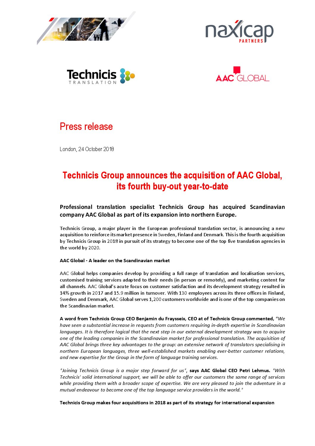 Aac Expansion